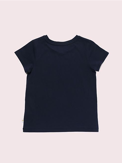 ガールズ ロゴ Tシャツ