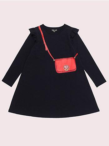 ガールズ トロンプルイユ ニコラ ハンドバッグ ドレス