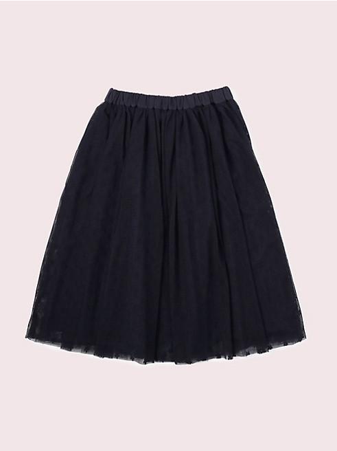 ガール フラワー チュール スカート