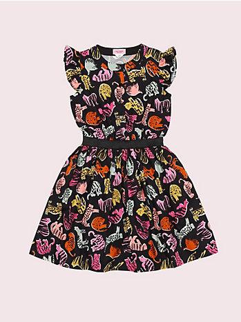 ガールズ キャッツ ドレス