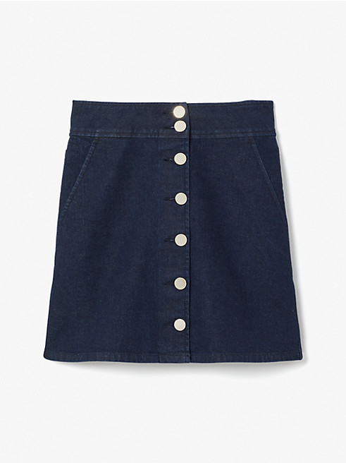 カジュアル デニム ミニ スカート