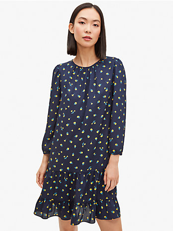 メインライン ガーデン ディッツィー シフト ドレス