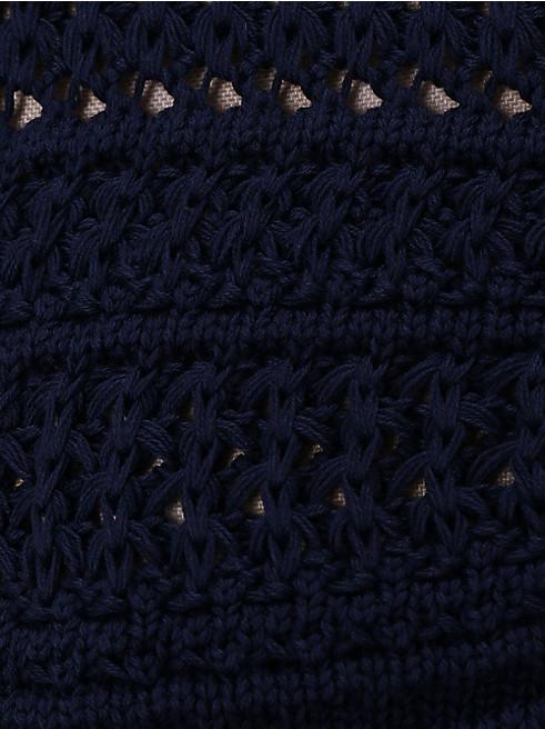 メインライン ショートスリーブ ポロ セーター