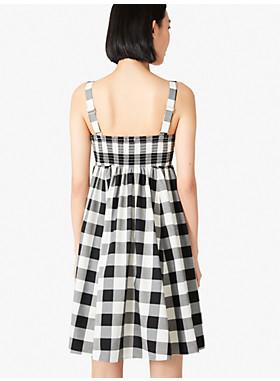メインライン ギンガム アル フレスコ ドレス