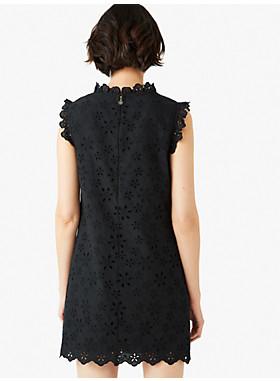 メインライン デイジー アイレット シフト ドレス