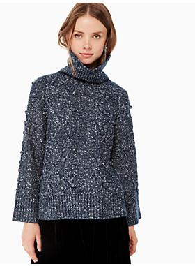 チャンキー ケーブル セーター