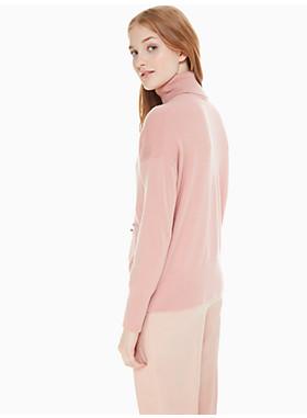 タートルネック ポケット セーター