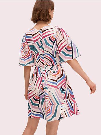 ジオブレラ シルク ドレス