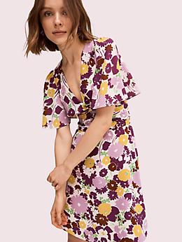 スウィング フローラ ドレス
