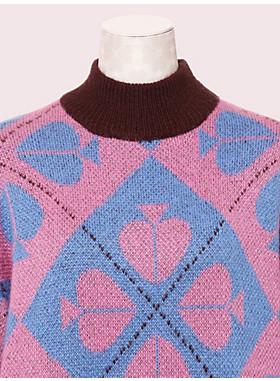 スペード ジオ セーター