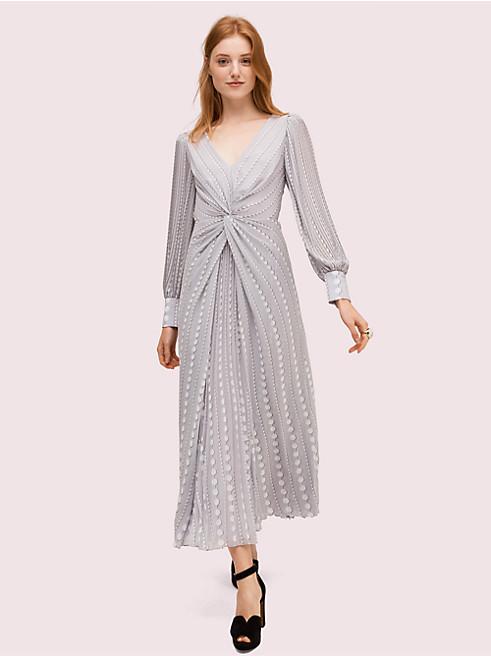 パール ドロップ ディグレード ドレス