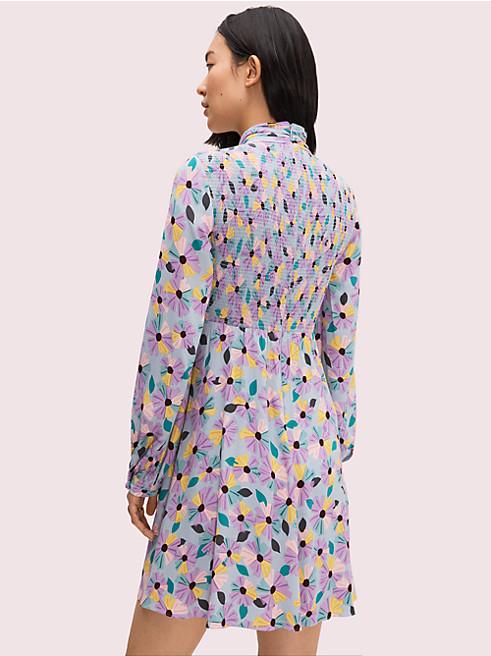 ウォールフラワー スモック ドレス
