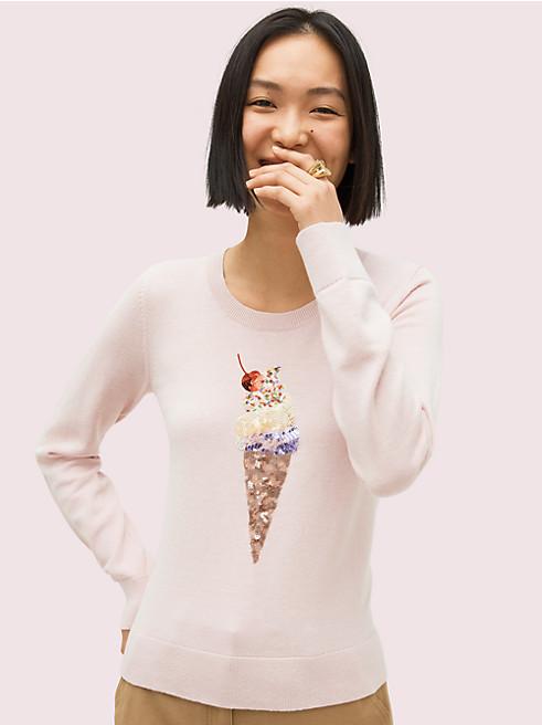 エンベリッシュ アイスクリーム セーター
