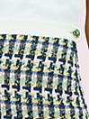 メインラインポップツイードスカート