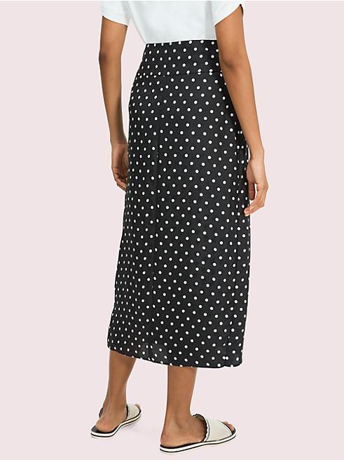 メインラインカバナドットスカート