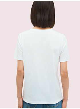 キープセイク コーナー レインボー ロゴ Tシャツ