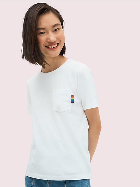 カジュアル プライド ロゴ Tシャツ