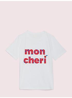 モンシェリ Tシャツ