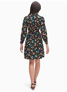 セーリング フローラル ドレス