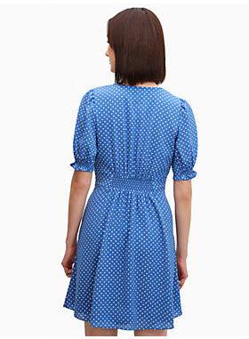 ティー ガーデン ドット ドレス
