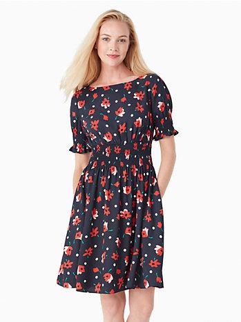 ウィムジー パフ ブレア ドレス