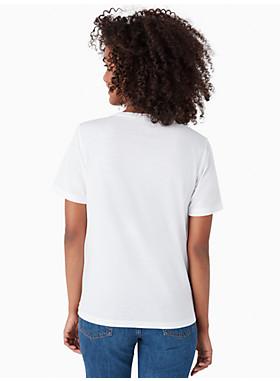 カジュアル フィーライン Tシャツ