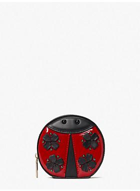 レディ バグ ドット 3D レディー バグ コイン パース