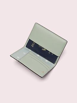 シルビア パスポート ホルダー