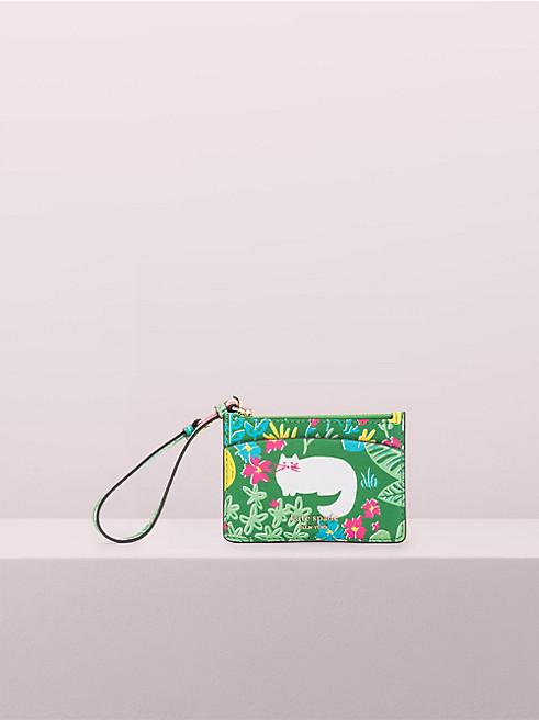 シルビア ガーデン ポージー カードホルダー リスレット