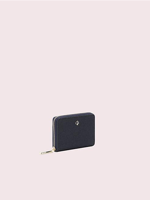 バージェス コート ジップ カードケース