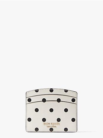 スペンサー カバナ ドット カード ホルダー