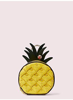 ピクニック パイナップル コイン パース