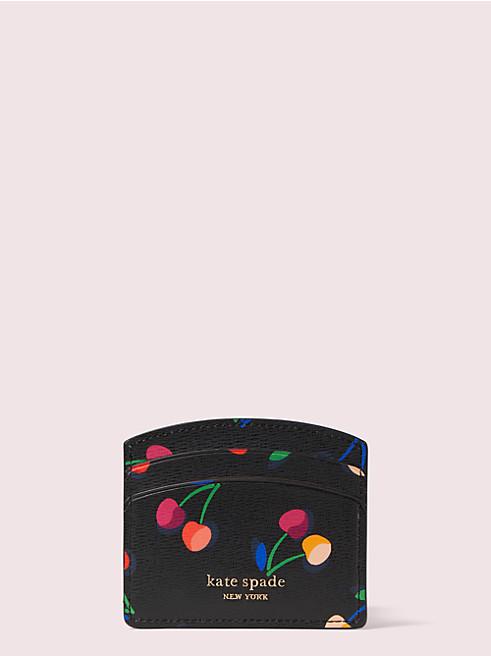 スペンサー チェリー カード ホルダー