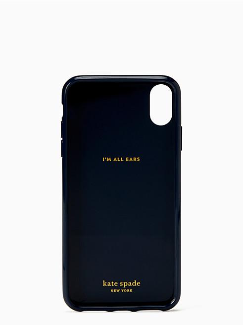 アイフォン ケース ブリージー フローラル マルチ - XS MAX