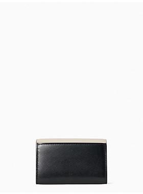 ステイシー カラーブロック ミディアム ビジネス カード ホルダー